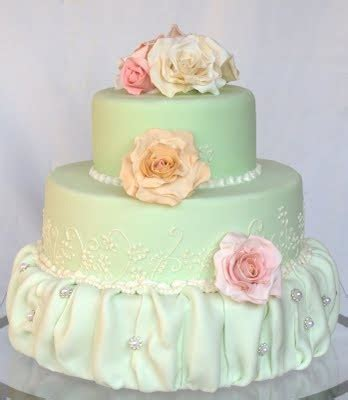 libro martha stewart cookies stunning pastel green wedding cake cakes beautiful cakes for the occasions green