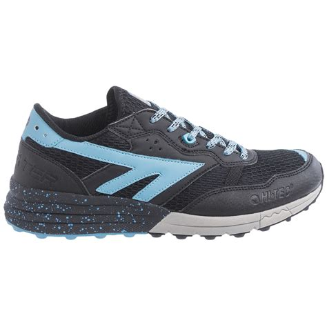 hi tec running shoes hi tec badwater trail running shoes for save 57