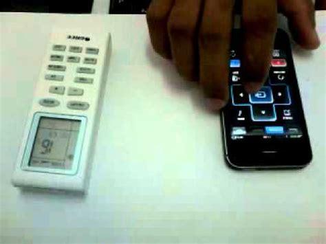 como desligar e ligar um ar condicionado o iphone 4s