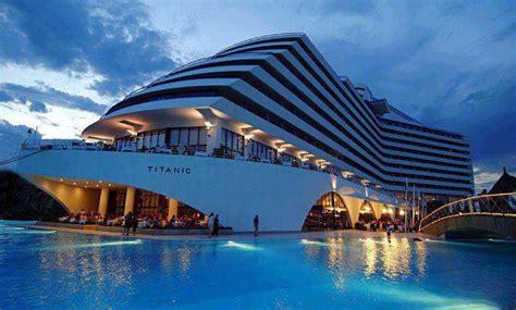 Bathroom Designs Chicago by Titanic De Luxe Hotel In Antalya Turkey Slick Men