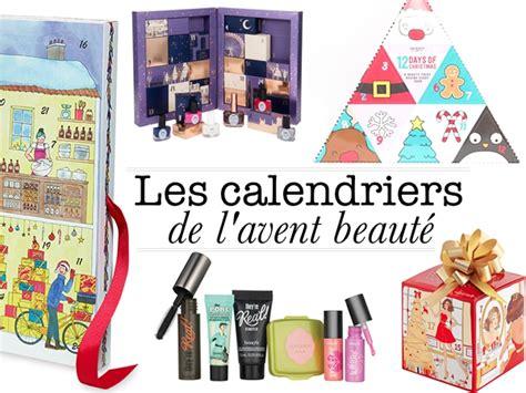 Calendrier De L Avent Maquillage Pas Cher Calendriers De L Avent Beaut 233 2017 S 233 Lection 224 Moins De