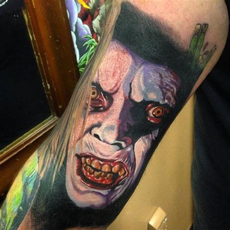 tattoo designs horror horror designs collections