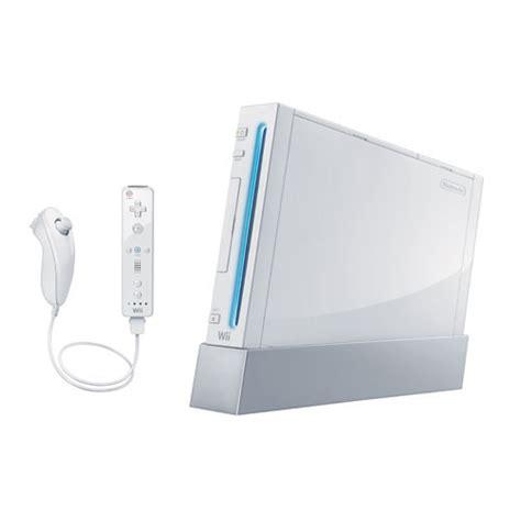 the wii console console nintendo wii jeu wii sports console de jeux de