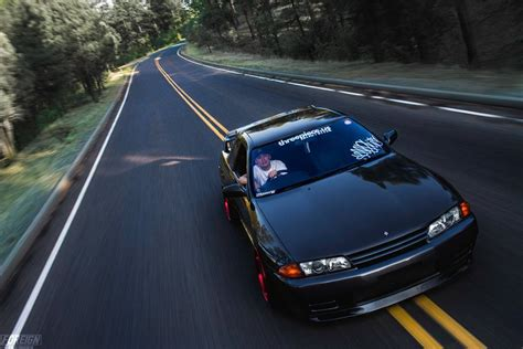 nissan r34 black modified nissan gtr r32 skyline black modifiedx