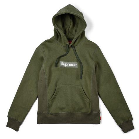Hoodie Logo Army Roffico Cloth supreme box logo hoodie army green supreme box logo hoodie army green 468912