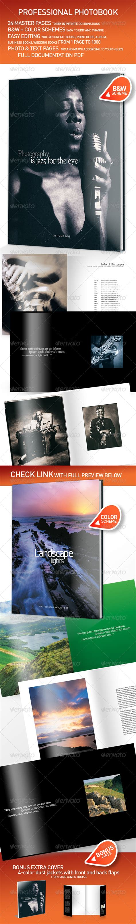 photo album layout indesign professional photobook template indesign graphicriver
