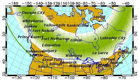where do you go to see the northern lights how to see northern lights from toronto ottawa