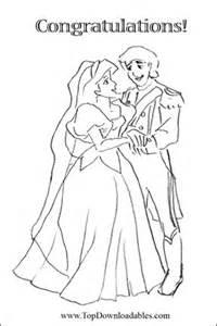 free printable disney wedding invitations and decorations