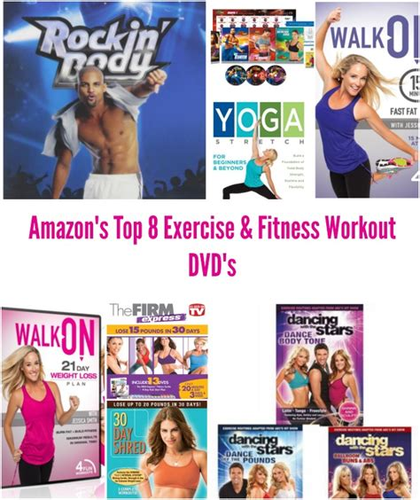 best exercise dvd s top 8 exercise fitness workout dvd s