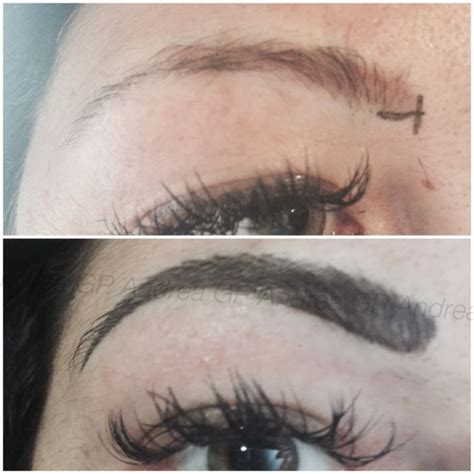 tattoo eyebrows montreal 17 best images about permanent makeup montr 233 al by andrea
