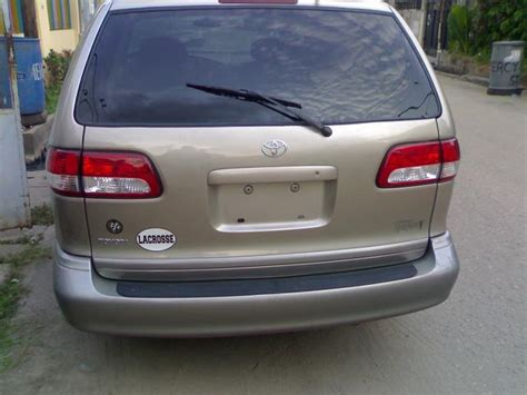 manual cars for sale 2003 toyota sienna electronic throttle control tokunbo 2003 toyota sienna xle for sale autos nigeria