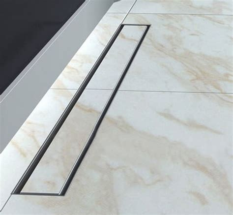 cm stainless steel linear shower drain mm shower