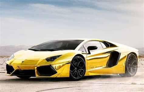cars lamborghini gold 5 5 million dollars gold lamborghini aventador