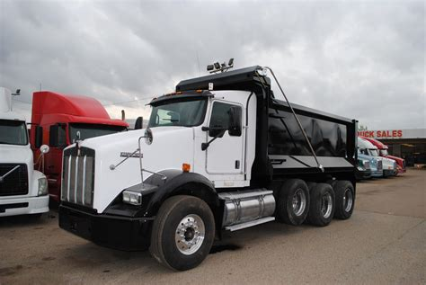 kenworth fleet trucks for sale kenworth dump trucks for sale