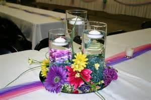 cheap chic centerpieces cylinder vases