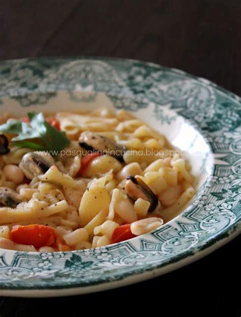 pasqualina in cucina pasqualina in cucina pasta e fagioli con le cozze