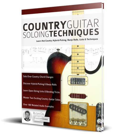 country guitar soloing techniques fundamental changes