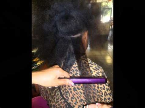 hairstyles  black  girls natural hair relaxed