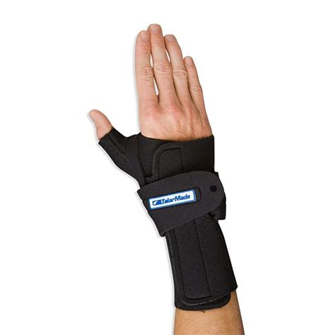 comfort cool hand brace cool comfort wrist thumb restriction splint sports