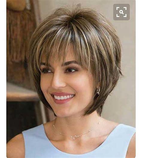Coupes de cheveux courtes en couches, vous allez adorer