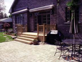 bch landscaping patios and decks