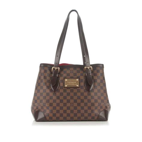 Louis Vuitton 5148 1 louis vuitton damier ebene hstead mm new luxity