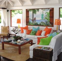 Hawaiian Style Area Rugs Lush Living With Tropical Living Room Decor Completely