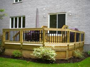 Deck Ideas For Small Backyards Awesome Backyard Deck Design Backyard Design Ideas