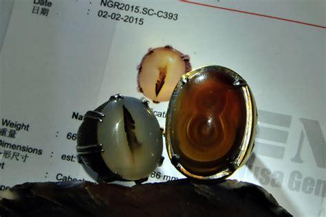 Cincin Suiseki Giok Aceh ini dia 2 batu cincin unik koleksi on
