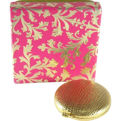 Revlon Touch And Glow vintage revlon refillable compact touch and glow from