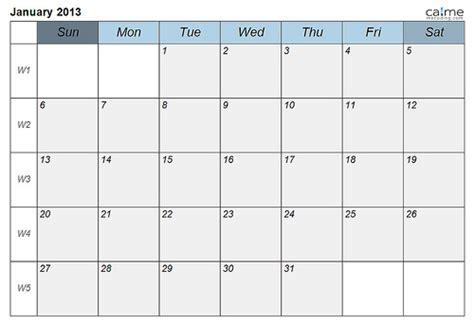 printable calendar large squares calendar large square calendar template 2016