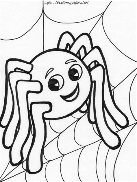 20 Fun Halloween Coloring Pages for Kids - Hative