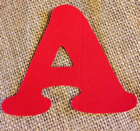 fabric applique letters fabric iron on letters appliqu 233 from craftydoodah on