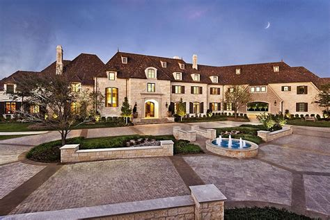 huge luxury homes 10 bed 10 bath dallas texas mansion the high life reserve