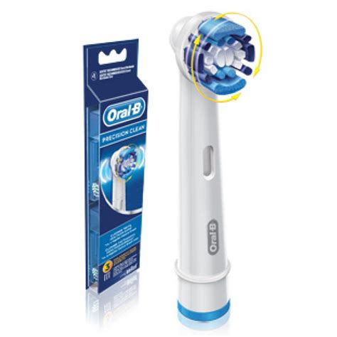 B Precision Clean Brush Heads Refill Isi 2 b precision clean replacement heads for electric toothbrush 3 parts ebay
