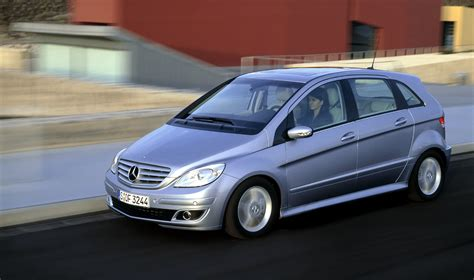 Mercedes A Class Usa by Mercedes B Class Coming To Usa News Gallery Top Speed