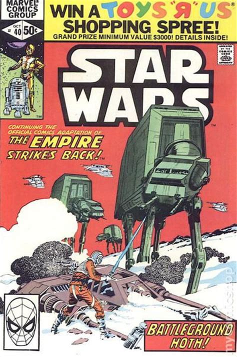 time wars 40 years of the books comic books in wars empire strikes back