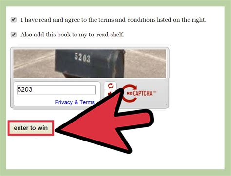 Goodreads Giveaways How To Win - how to enter a book giveaway raffle on goodreads 14 steps