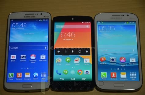 Galaxy Grand 2 samsung galaxy grand 2 vs galaxy grand duos vs lg nexus 5