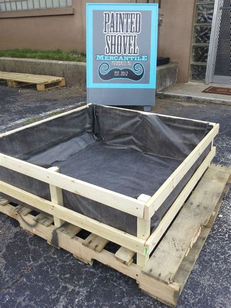 raised garden beds for sale 1000 images about wooden pallet garden on pinterest