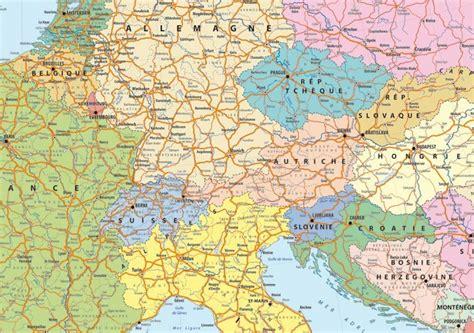 road map of europe road map of europe europe road trip map by randy