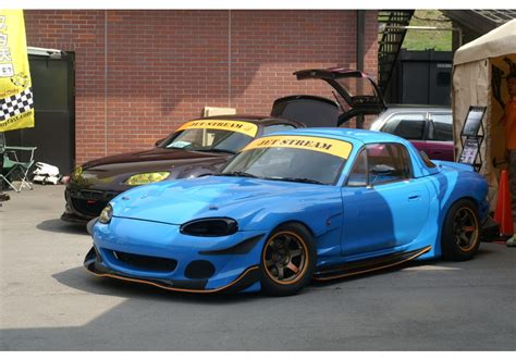 widebody miata jet stream gt200 widebody kit for miata mx 5 nb rev9