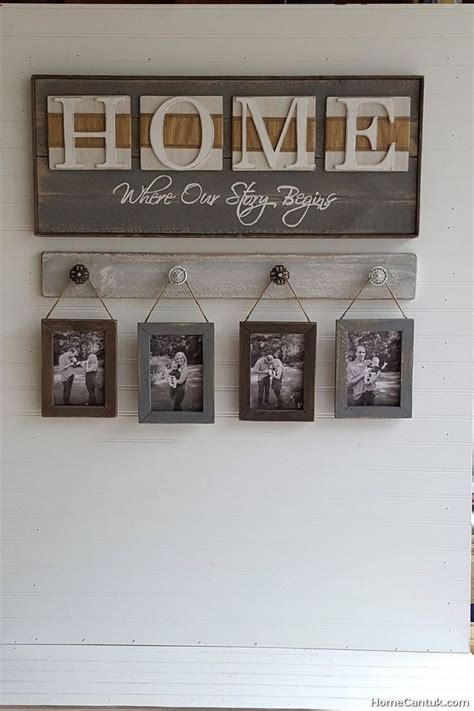 stunning simple diy rustic home decor ideas