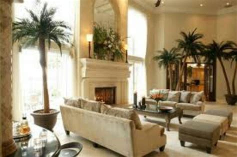 palm tree living room ideas palm trees in a living room stylish interiors