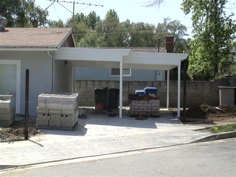 Adding A Carport To A Garage by Bedroom Carport Addition Douglas Farren