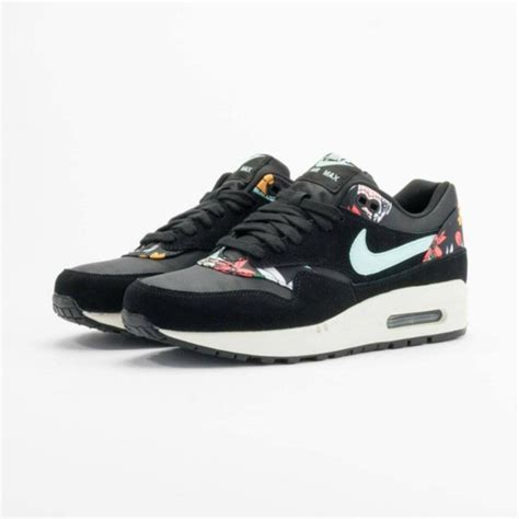 Nike Air Max Flower For shoes nike air black flowers air max nike