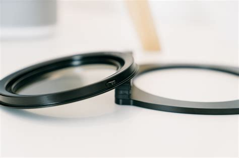test porte test du porte filtre nisi v5 pro