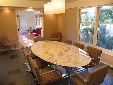 Granite Top Kitchen Table And Chairs Saarinen Marble Oval Tulip Table This Is The Table My Home Interiors