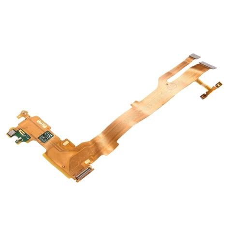 Connector Lcd Oppo R821r1001 replacement oppo r7s lcd flex cable ribbon volume button flex cable alex nld