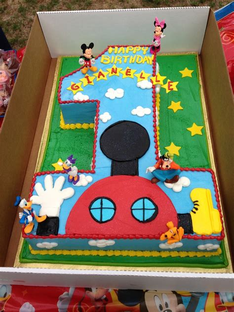 Mickey Mouse Clubhouse 1st Birthday Decorations by Mickey Mouse Clubhouse 1st Birthday Ideas Cimvitation
